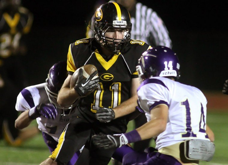 FB Playoffs: Gatesville v. Alvarado 11.16.12