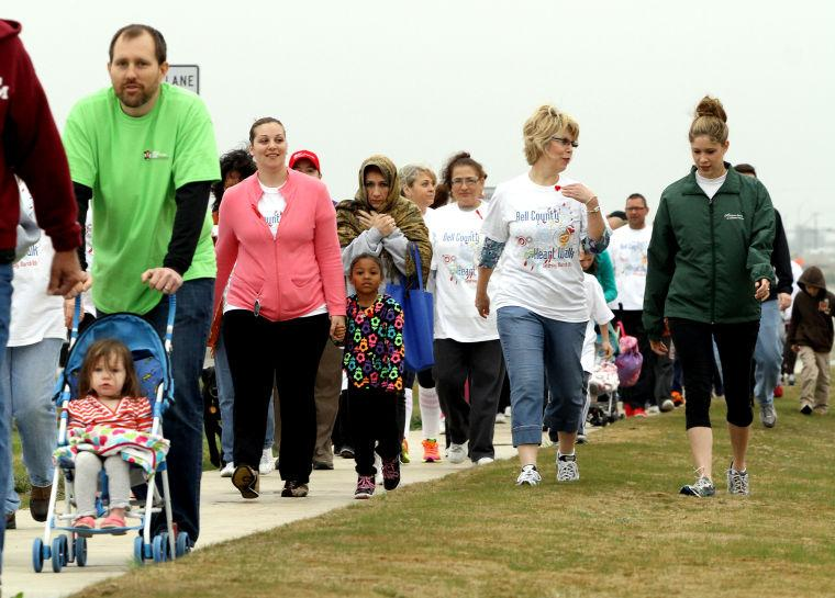 Bell County Heart Walk