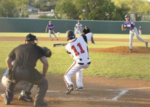 Harker Heights vs Midway April 22, 2014