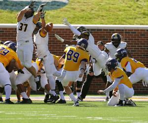 Florence graduate ends TLU career with fine showing against No. 2 UMHB