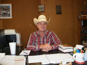 Pastor cowboy