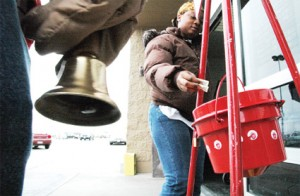 Salvation Army also a church with a mission to help needy