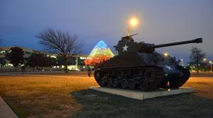 Fort Hood Tree Lighting