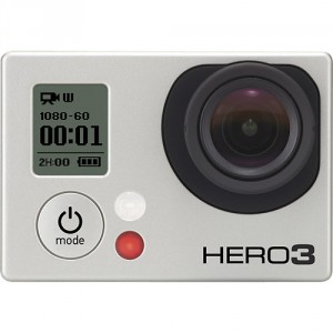 GoPro Black edition camera: $400