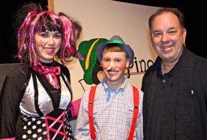 Opera Cru presents 'Pinocchio'