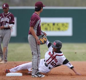 Harker Heights vs Killeen Baseball