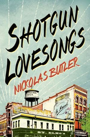 Totally smitten with 'Shotgun Lovesongs'