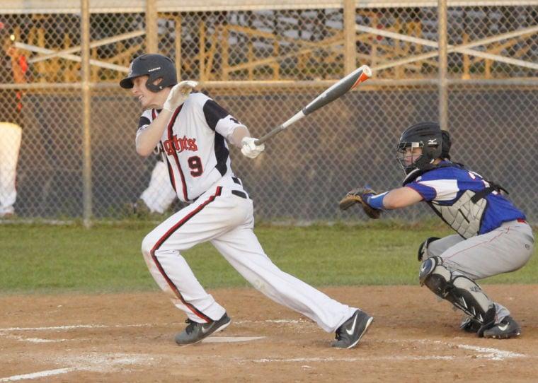 Harker Heights vs Midway Baseball