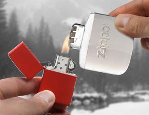 Zippo hand warmer: $20