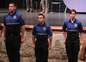 Copperas Cove Explorer graduation