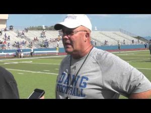Copperas Cove Football Scrimmage