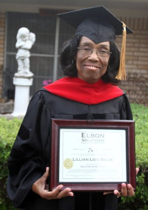 Teacher's Honorary Degree