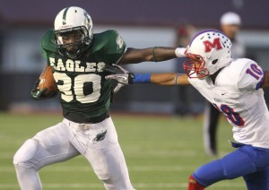 Year in Photos - Ellison vs. Waco Midway Football