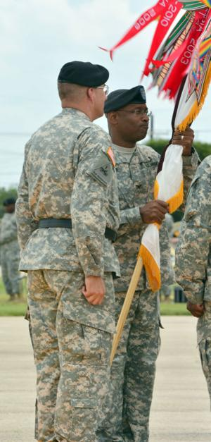 1st Medical Brigade Change of Command