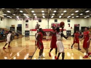 Harker Heights vs Belton | Boys Basketball