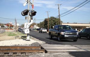 Railroad Incident