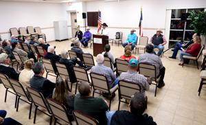 Coryell County sheriff forum