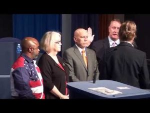 New Killeen mayor sworn in