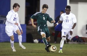 Boys Soccer: Ellison v. Temple