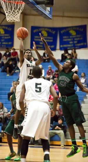 Ellison boys vs. Pflugerville Connally