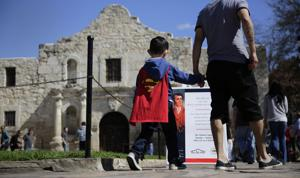 Alamo anniversary