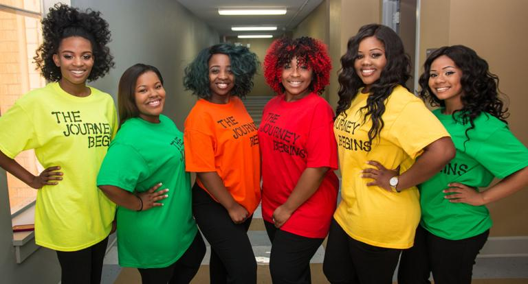 Contestants Compete for Miss Juneteenth Title