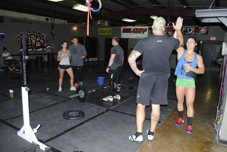 Champion CrossFit athlete holds seminars in Copperas Cove