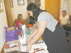 Army Wives build business, community