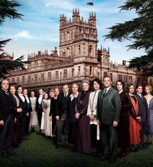 Season 4 of Downton Abbey