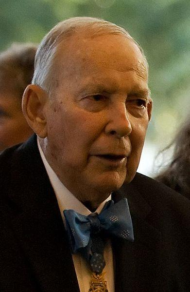 Retired Col. James Lamar Stone
