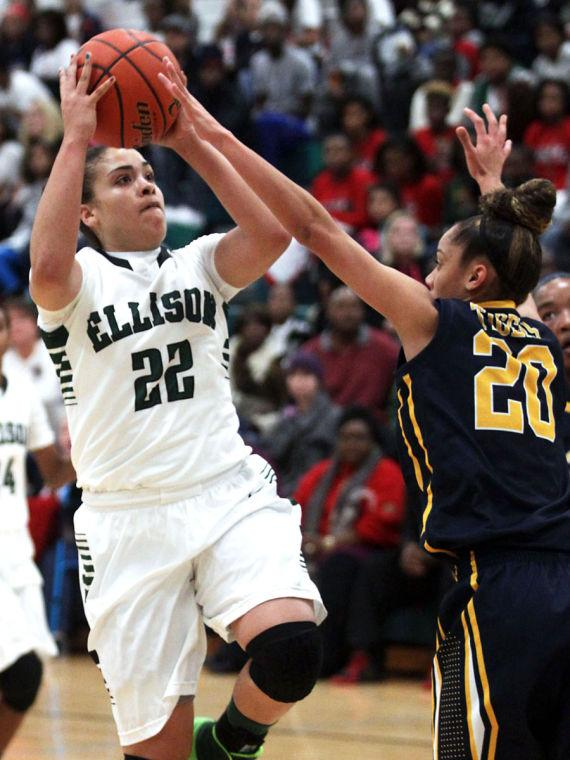 All-Area Girls First Team
