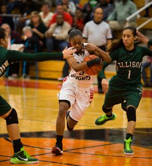 Ellison at Harker Heights girls