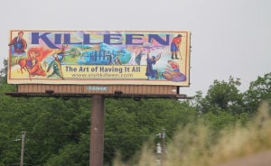 Killeen Billboard