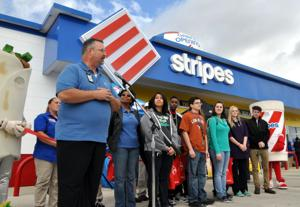 Stripes opens on Stagecoach Road