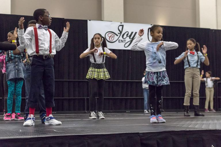Teams vie for honors at 15th annual MLK Step-Up Fest