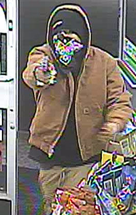 <p>Police are asking for help identifying a man who orchestrated an armed robbery at the 7 Eleven at 2124 E. Business U.S. Highway 190 Saturday morning.</p>