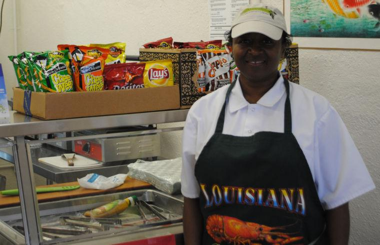 Army veteran who served her country now serving Louisiana-style specialties