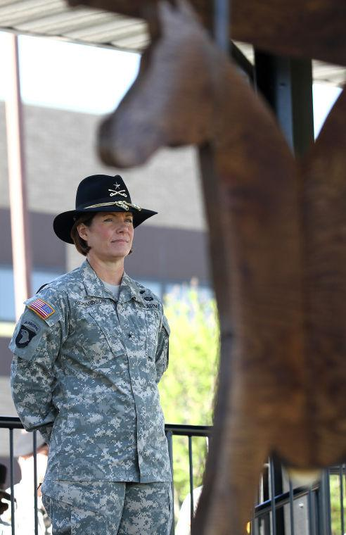 Brig. Gen. Laura Richardson