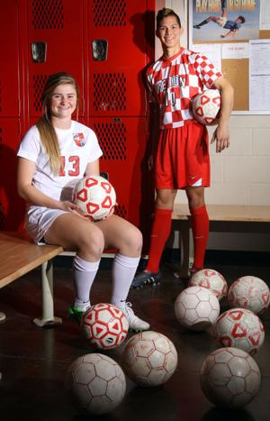 Killeen Daily Herald All-Area Soccer MVPs