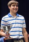 Eighth-grader wins spelling bee