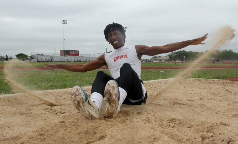 Harker Heights Long Jumper Ramone Houston