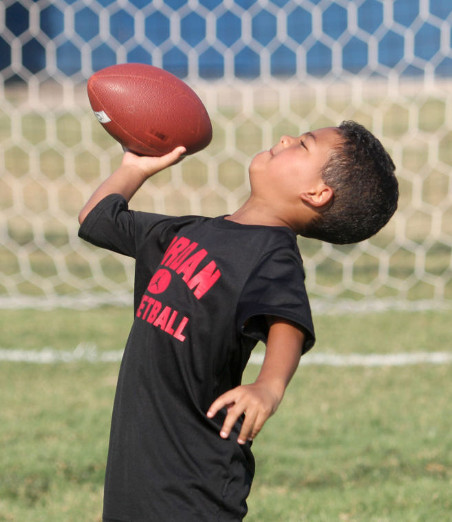 Punt, Pass and Kick Competition