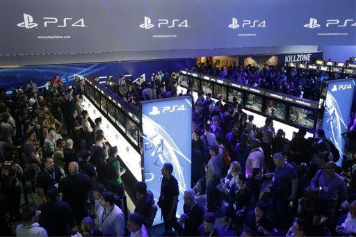 Games E3 Sony
