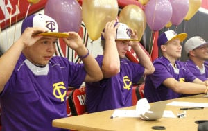 Heights' Baseball Signings