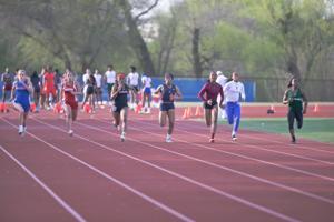 District 8-5A Track Meet