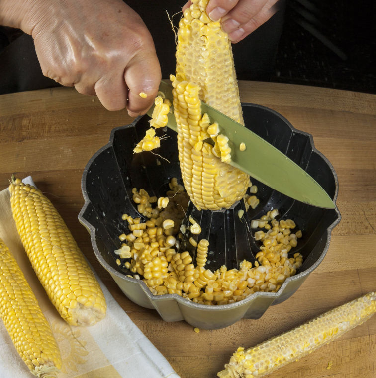corn from the cob