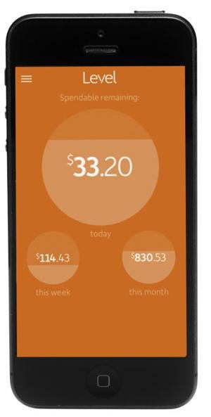 Level Money app