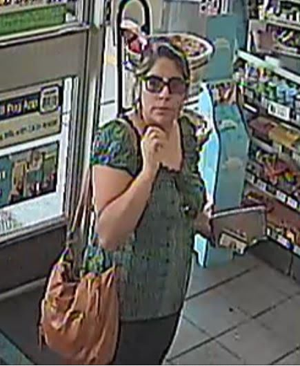 Counterfeit suspect
