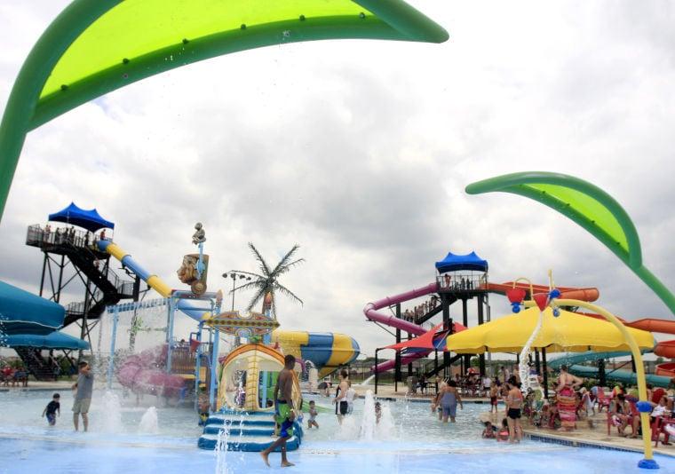 Family Aquatics Center at Lions Club Park