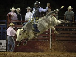 Gatesville Rodeo Saturday